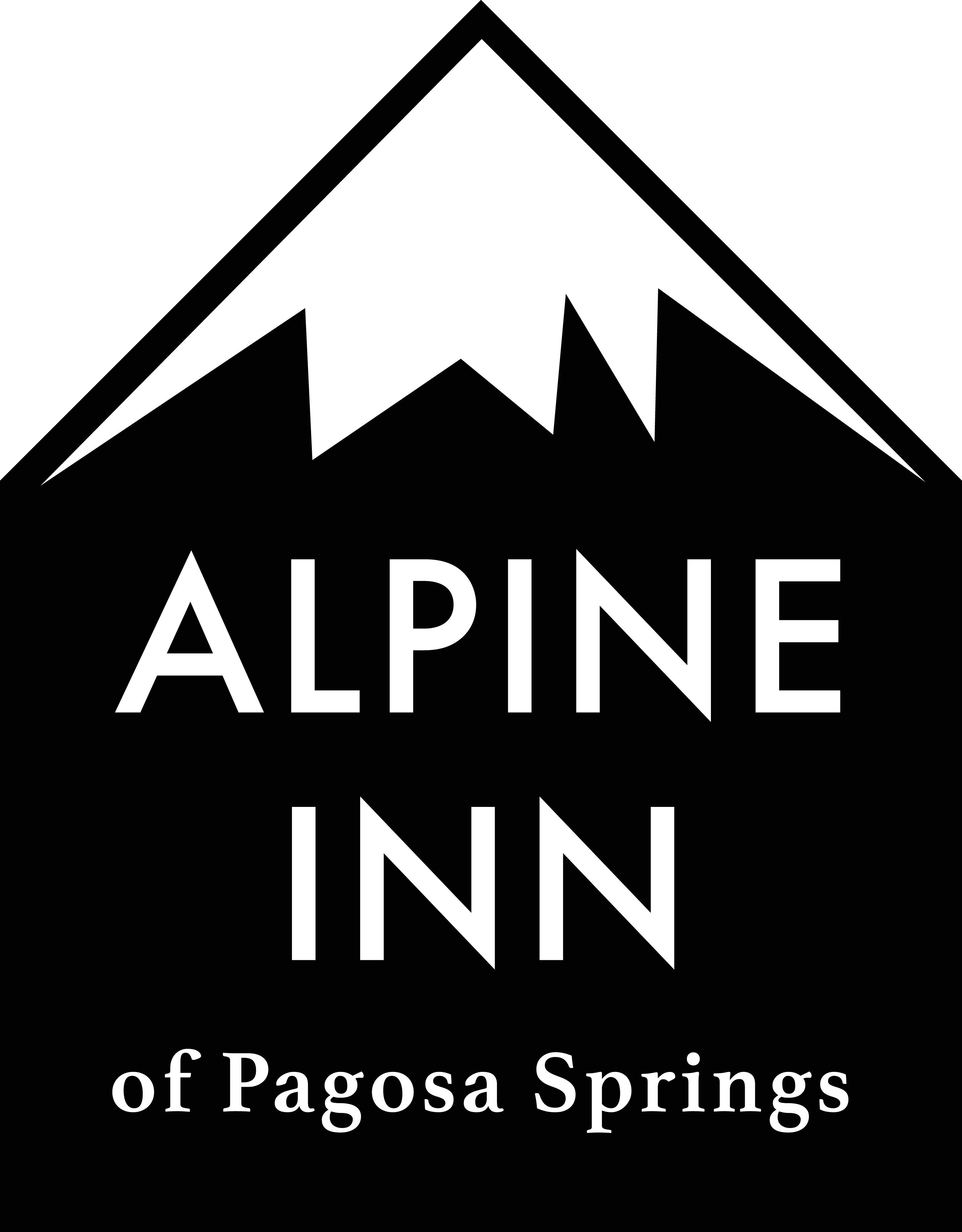 alpine inn logo
